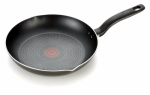 T-Fal/Wearever A8210894 Initiatives Saute Pan, Non-Stick, Grey, 12-In.