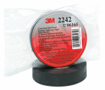 3M 6165-BA-10 Linerless Electrical Splicing Tape, Medium-Grade, .75-In. x 15-Ft.