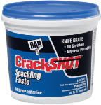 Dap 12378 Qt. High-Performance Spackling Paste