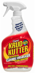 Krud Kutter KK32 Original Concentrated Cleaner/Degreaser/Stain Remover. Quart