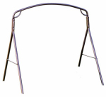 Jack Post WL-70Z Woodlawn Collection Patio Swing Frame, Bronze, 71-1/2-In.