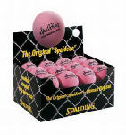 Spalding Sports Div Russell 51-153 Small Pink High-Bouncing Ball