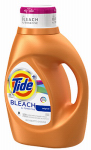 Procter & Gamble 87544 Liquid Detergent With Bleach Alternative, 46-oz.