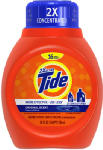 Procter & Gamble 13875 2X Ultra Liquid Detergent, Regular Scent, 25-oz.
