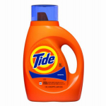 Procter & Gamble 13878 Detergent, Liquid, Regular Scent, 50-oz.