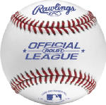 Rawlings Sport Goods ROLB1BT24 Official League Baseball