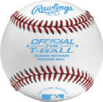 Rawlings Sport Goods TVBBT24 Official Size & Weight Tee Ball