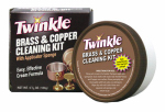 Malco Products 525105 Twinkle 4.4-oz. Brass & Copper Cleaner Cleaning Kit