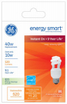 G E Lighting 42116 2-Pack 9-Watt Soft White CFL Bulbs