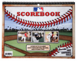 Franklin Sports Industry 19187 MLB Baseball & Softball Scorebook