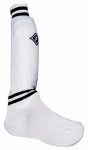 Franklin Sports Industry 5453S5 Sock 'R Peewee Shin Guard