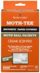 Willert Home Products 1142.6 Snowhite Moth Ball Packets, Cedar-Scented, 6-oz.