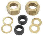 Brass Craft Service Parts SF0459 Faucet Supply Kit