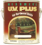Messmer's MH-505-1 1-Gallon Red Mahogany Hardwood UV Plus Oil-Based Wood Finish