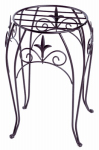 Panacea Products Corp-Import 89175 15-Inch Classic Finial Plant Stand