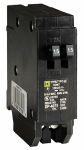 Square D By Schneider Electric HOMT1515CP Homeline 15-Amp Single-Pole Tandem Circuit Breaker