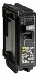Square D By Schneider Electric HOM120CP 20A Single-Pole Circuit Breaker