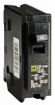 Square D HOM130CP 30A Single Pole Circuit Breaker