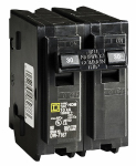 Square D HOM230CP 30A Double Pole Circuit Breaker