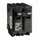 Square D By Schneider Electric HOM260CP Homeline 60-Amp Double-Pole Circuit Breaker