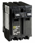 Square D HOM270CP 70A Double Pole Circuit Breaker