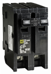 Square D HOM2100CP 100A Double Pole Circuit Breaker