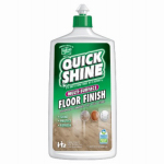 Holloway House 77777-5 Quick Shine Floor Finish, 27-oz.