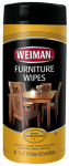 Weiman Products 95 Furniture Wipes