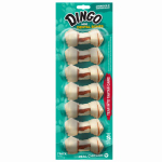 United Pet Group 26003 Dog Dental Bone, White, 7-Pk. Mini