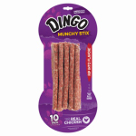 United Pet Group 22040 Munchy Stix Dog Treat, 10-Ct.