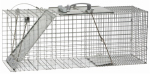 Woodstream 1085 Cage Trap, Easy Set, Large