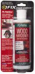 Protective Coating 084441 Wood Hardener, 8-oz.
