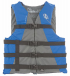 Stearns 3000001714 Life Jacket, Blue, Adult