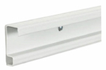 Closetmaid 282600 40-Inch White Shelf Hang Track