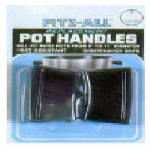 Fox Run Craftsmen 782 Replacement Side Handles, For Stew Pots/Dutch Oven, 2-Pk.