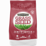 Pennington Seed 100082871 Zenith Zoysia Grass Seed and Mulch, 5-Lbs.