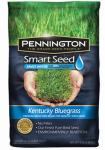 Pennington Seed 100526631 Smart Seed Grass Seed, Kentucky Bluegrass Blend, 3-Lbs.