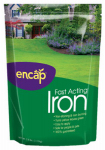 Encap 10614-6 Iron Plus Ast Soil Treatment, 2.5-Lb., 1,250-Sq. Ft. Coverage