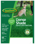 Barenbrug Usa GT1SHD Lb. Bare Spot Shady Grass Seed