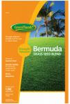 Barenbrug Usa GT3BERM 3-Lb. Unhulled Bermuda Grass Seed