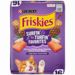 American Distribution & Mfg 57579 Cat Food, Feline Favorites, 16-Lbs. Bag