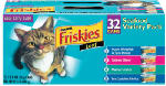 American Distribution & Mfg 45435 Cat Food Pack, Seafood Variety, 32-Ct. Cans