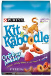 American Distribution & Mfg 13043 Cat Food, Original Medley, 16-Lbs. Bag