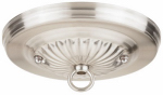 Westinghouse Lighting 70048 Nickel Canopy Kit