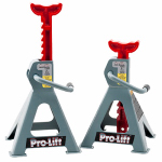 Shinn Fu Of America T-6902 2-Ton Jack Stand, Heavy-Duty, Pair