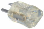 Ho Wah Gentin Kintron Sdnbhd 09907ME Clear Lighted-End Grounding Adapter