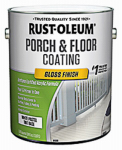 Rust-Oleum 248167 Tint Base Porch & Floor Finish, 1-Gallon, Gloss White/Pastel