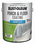 Rust-Oleum 248170 Tint Base Porch & Floor Finish, 1-Gallon, Satin White/Pastel