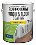 Rust-Oleum 244860 Tint Base Porch & Floor Finish, 1-Gallon Gloss