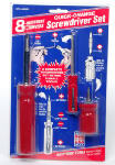 Bwt 98800 Screwdriver Set, 8-Pc.